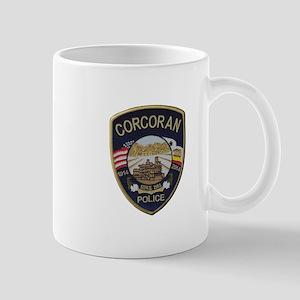 Corcoran Police Mugs