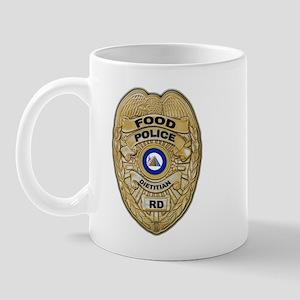 Food Police Mug