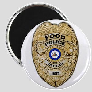 Food Police Magnet