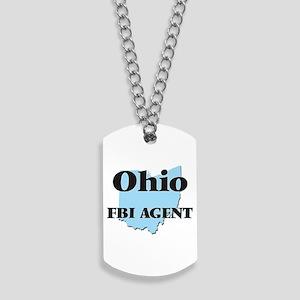 Ohio Fbi Agent Dog Tags
