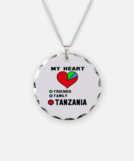 My Heart Friends, Family and Necklace