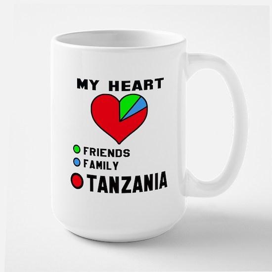 My Heart Friends, Family Mug
