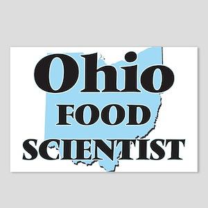 Ohio Food Scientist Postcards (Package of 8)