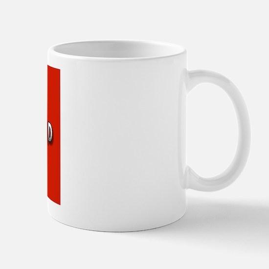 Switzerland Flag Plus Mug