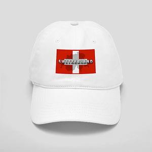 Switzerland Flag Plus Cap