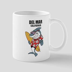 Del Mar, California Mugs