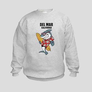 Del Mar, California Sweatshirt