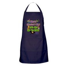 What Should I Be? Apron (dark)