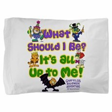 What Should I Be? Pillow Sham
