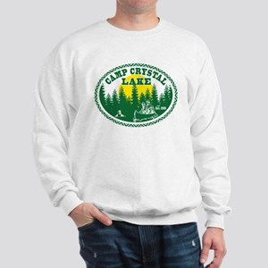 Camp Crystal Lake Sweatshirt