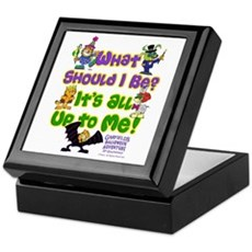 What Should I Be? Keepsake Box