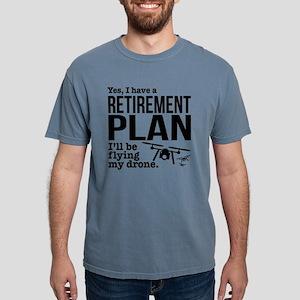 Drone Retirement Plan T-Shirt