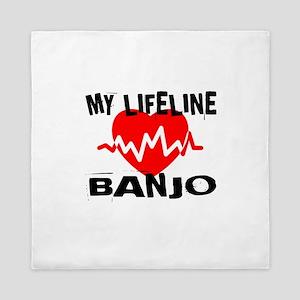 My Lifeline Banjo Queen Duvet