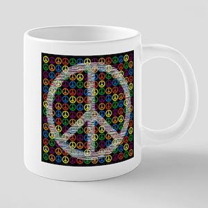 Peace Symbols Mugs
