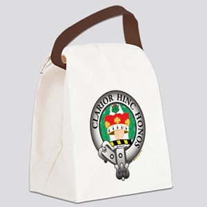 Buchanan Clan Canvas Lunch Bag