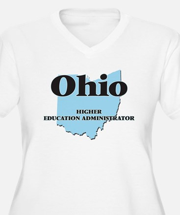 Ohio Higher Education Administra Plus Size T-Shirt