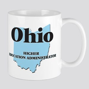 Ohio Higher Education Administrator Mugs