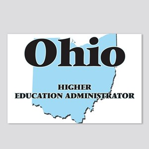 Ohio Higher Education Adm Postcards (Package of 8)