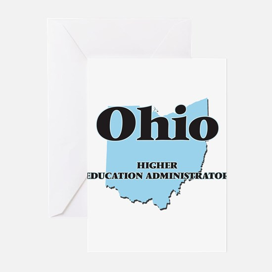 Ohio Higher Education Administrator Greeting Cards