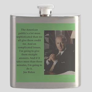 joe biden quote Flask