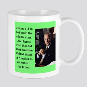 joe biden quote Mugs