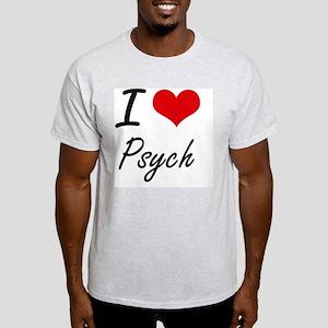 I Love PSYCH T-Shirt
