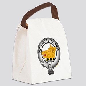 Campbell Clan Canvas Lunch Bag
