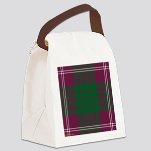 Crawford Clan Canvas Lunch Bag