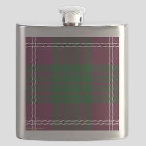 Crawford Clan Flask