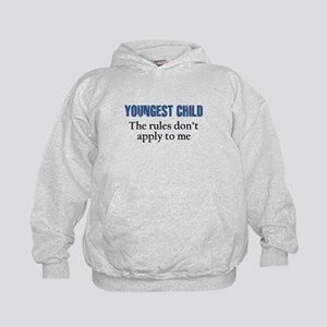 YOUNGEST CHILD Hoodie