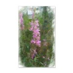 Larkspur Wall Decal