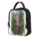 Larkspur Neoprene Lunch Bag
