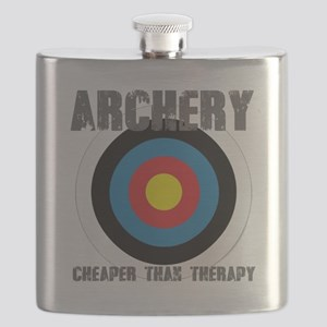Archery, Cheaper Than Therapy Flask