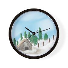Coming In Wall Clock