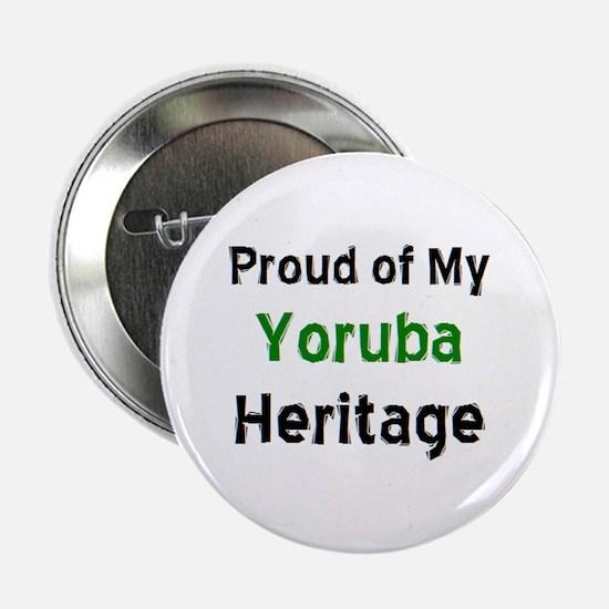 "yoruba heritage 2.25"" Button"