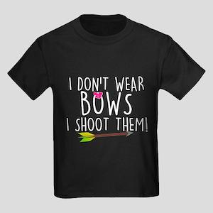 I Don't Wear Bows, I shoot them T-Shirt