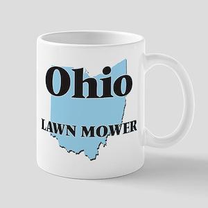 Ohio Lawn Mower Mugs