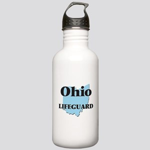 Ohio Lifeguard Stainless Water Bottle 1.0L