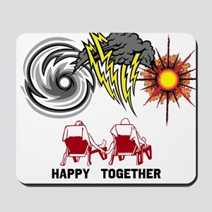 Happy Together Mousepad