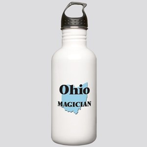 Ohio Magician Stainless Water Bottle 1.0L