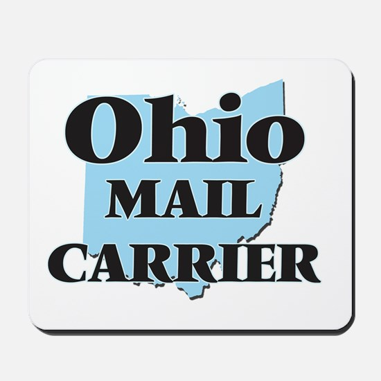 Ohio Mail Carrier Mousepad