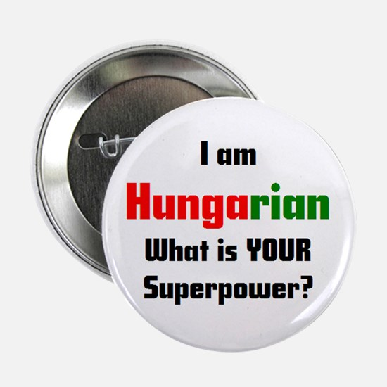 "i am hungarian 2.25"" Button"