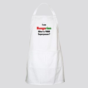 i am hungarian Apron