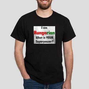 i am hungarian Dark T-Shirt