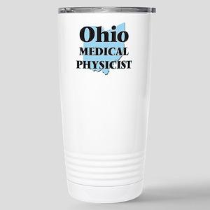 Ohio Medical Physicist Stainless Steel Travel Mug