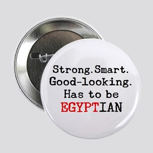 """be egyptian 2.25"""" Button"""