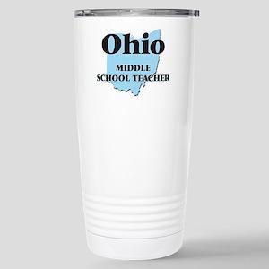Ohio Middle School Teac Stainless Steel Travel Mug