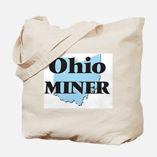 Ohio Miner Tote Bag