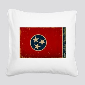 s Square Canvas Pillow
