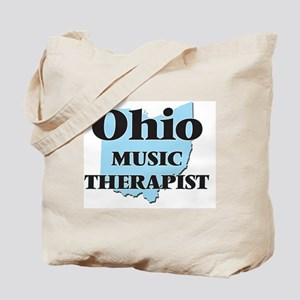 Ohio Music Therapist Tote Bag